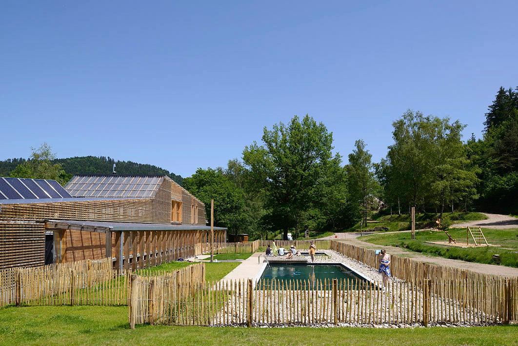 Camping du Mettey / Ha Ha + Studiolada-Chr. Aubertin Architectes